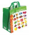 CABAS MOTIF FRUITS 30L