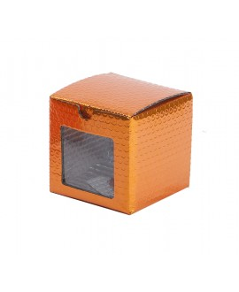COFFRET ORANGE 1 VERRINE