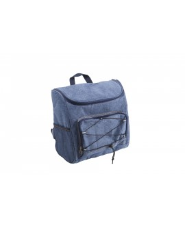 SAC A DOS ISOTHERME PVC COULEUR JEAN