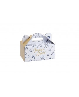 LUNCH BOX 'JOYEUX NOEL'