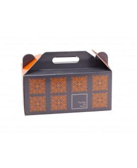 COFFRET EN CARTON AVEC FENETRE MA BOX TERROIR Mini 40p